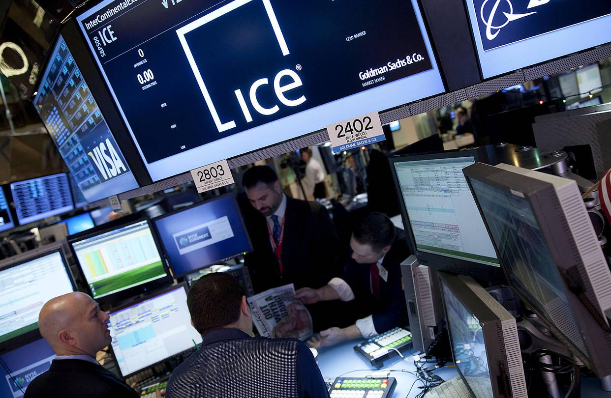 Sở giao dịch hàng hóa ICE