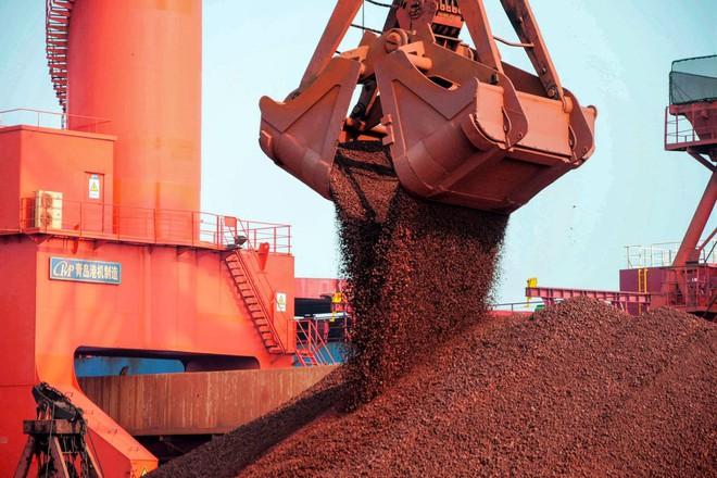 Giá quặng sắt tăng vọt trở lại, thị trường lại tiếp tục nóng lên?