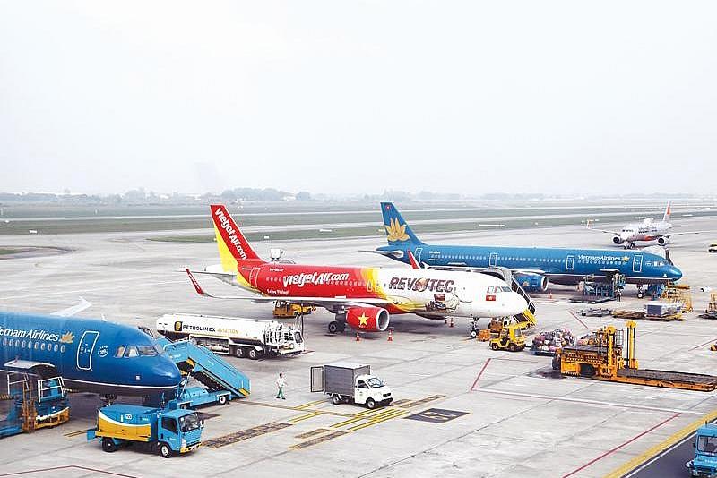 Thị trường vận tải hàng hóa hàng không Việt Nam tiềm năng