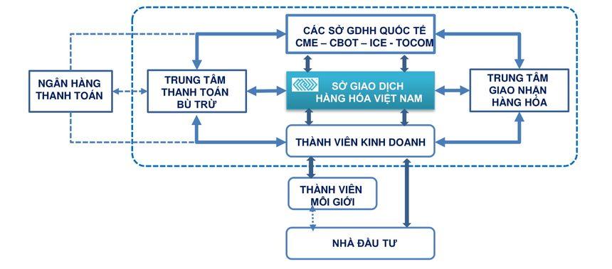 Sở giao dịch hàng hóa Việt Nam MXV