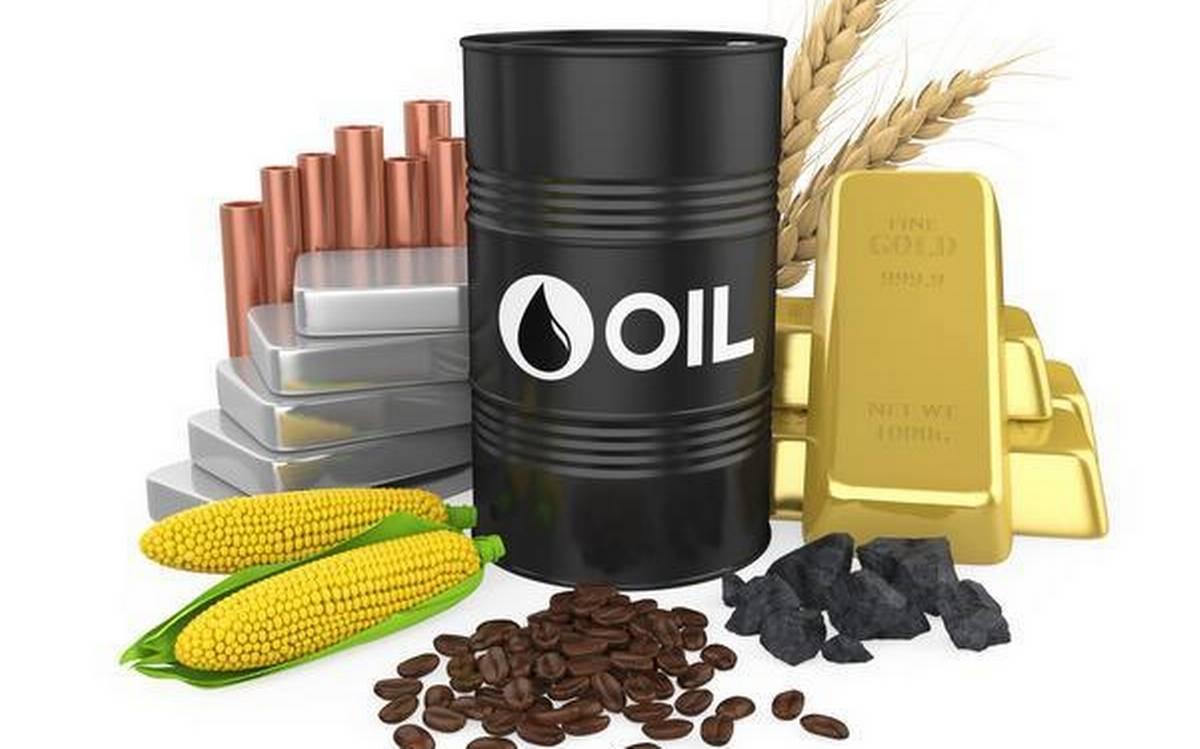 năng lượng và nông sản quay đầu giảm giá