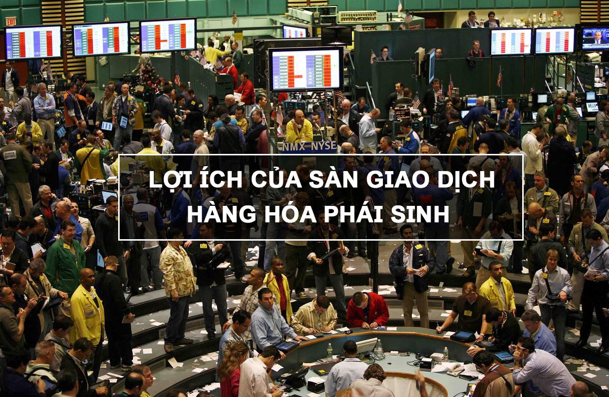Sàn giao dịch hàng hóa là gì?