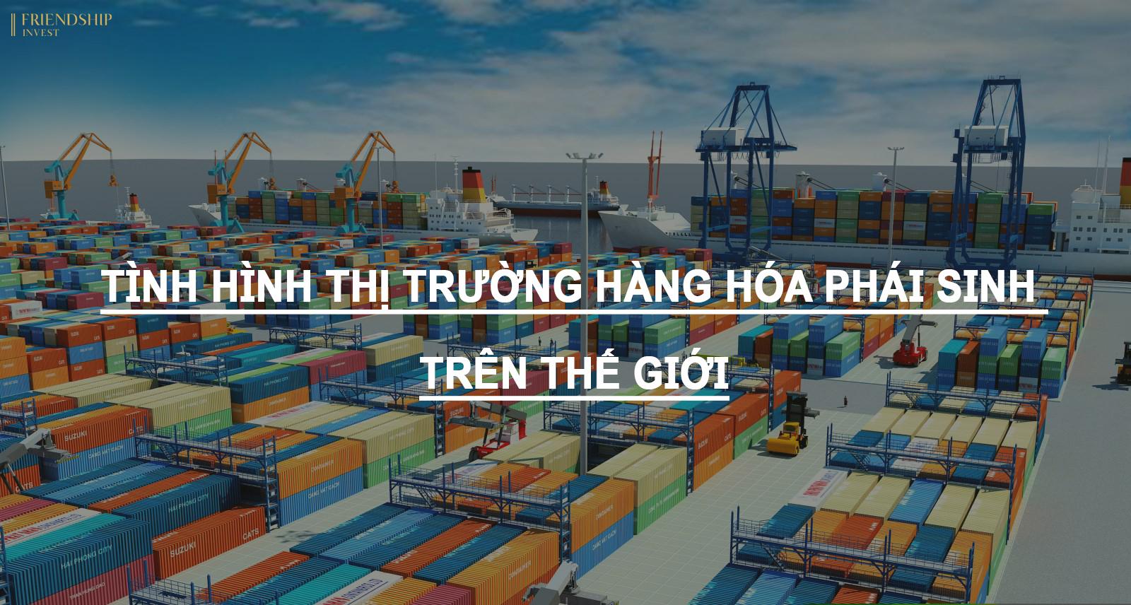 Tình hình thị trường hàng hóa nhập khẩu của Việt Nam