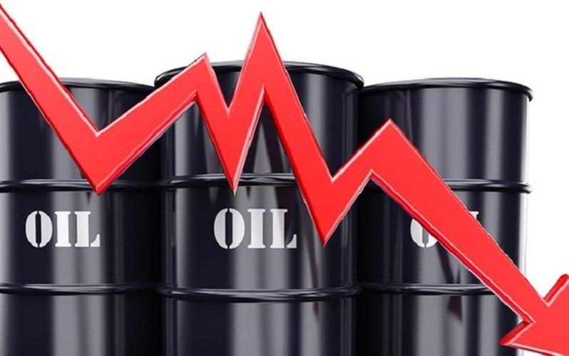 Giá dầu giảm do biến thể chung virus corona mới