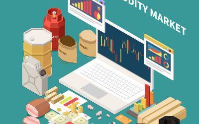 Thị trường giao dịch hàng hóa hàng hóa tiếng Anh là gì?