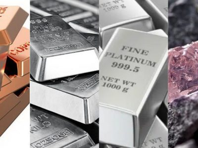 Quặng sắt đang trong giai đoạn rất biến động, thị trường kim loại phân hóa