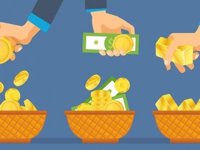 Làm giàu bằng cách đa dạng hóa danh mục đầu tư tài chính