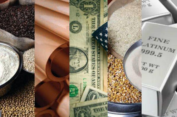 USD mạnh lên cùng với lo ngại nhu cầu suy yếu tại Châu Âu gây áp lực lên thị trường hàng hóa