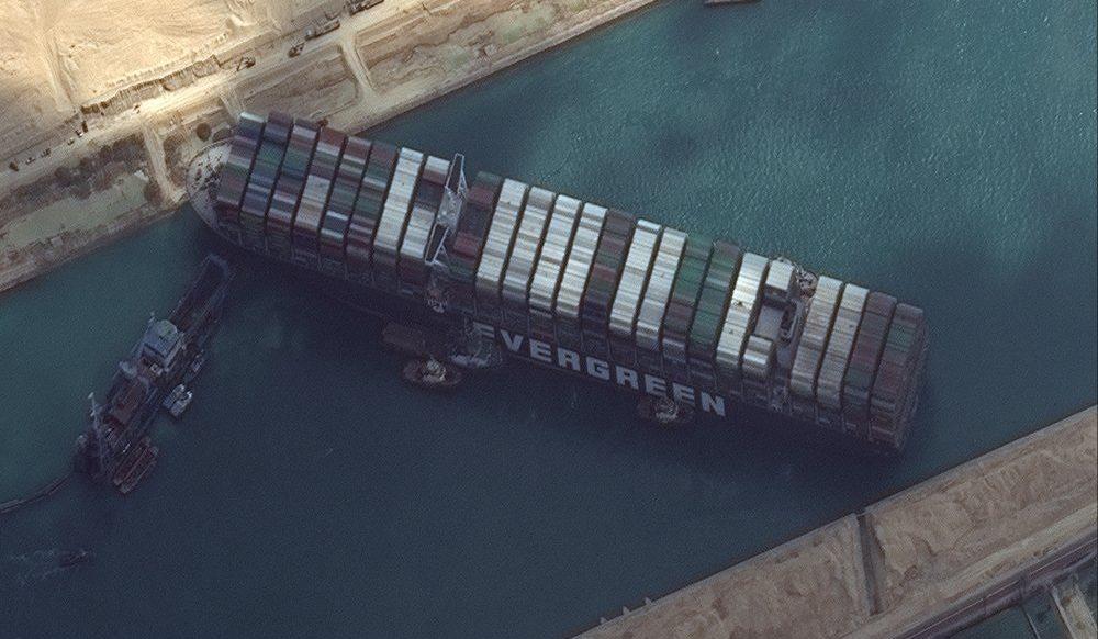 Giá xăng dầu và cà phê trên thị trường giao dịch hàng hóa sẽ như thế nào nếu kênh đào Suez chưa được thông thương?