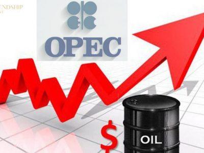 Giá dầu vẫn tăng dù OPEC+ quyết định sẽ nâng dần sản lượng khai thác dầu thô trong quý II/2021