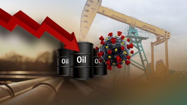 """Giá dầu thô """"bay sạch"""" 11% kể từ đầu tháng đến nay"""