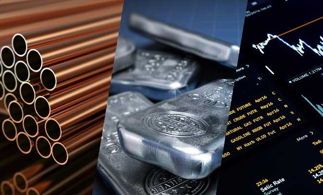 Khủng hoảng năng lượng hỗ trợ giá cho toàn bộ các mặt hàng kim loại đi lên