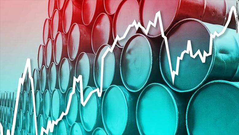 Số liệu tồn kho dầu thô của Mỹ gây thất vọng, giá dầu tiếp tục giảm nhẹ