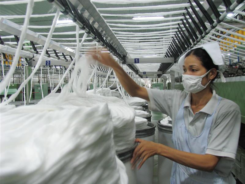 Giá bông lên cao nhất một thập kỉ, những bộ quần áo khoác lên người ngày càng đắt đỏ